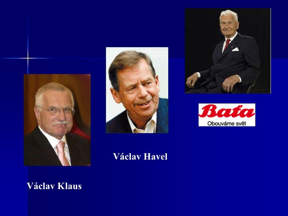 Václav Havel Václav Klaus
