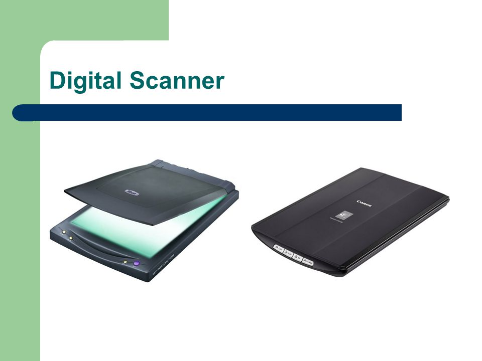 Digital Scanner