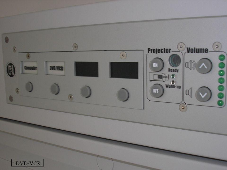 DVD/VCR