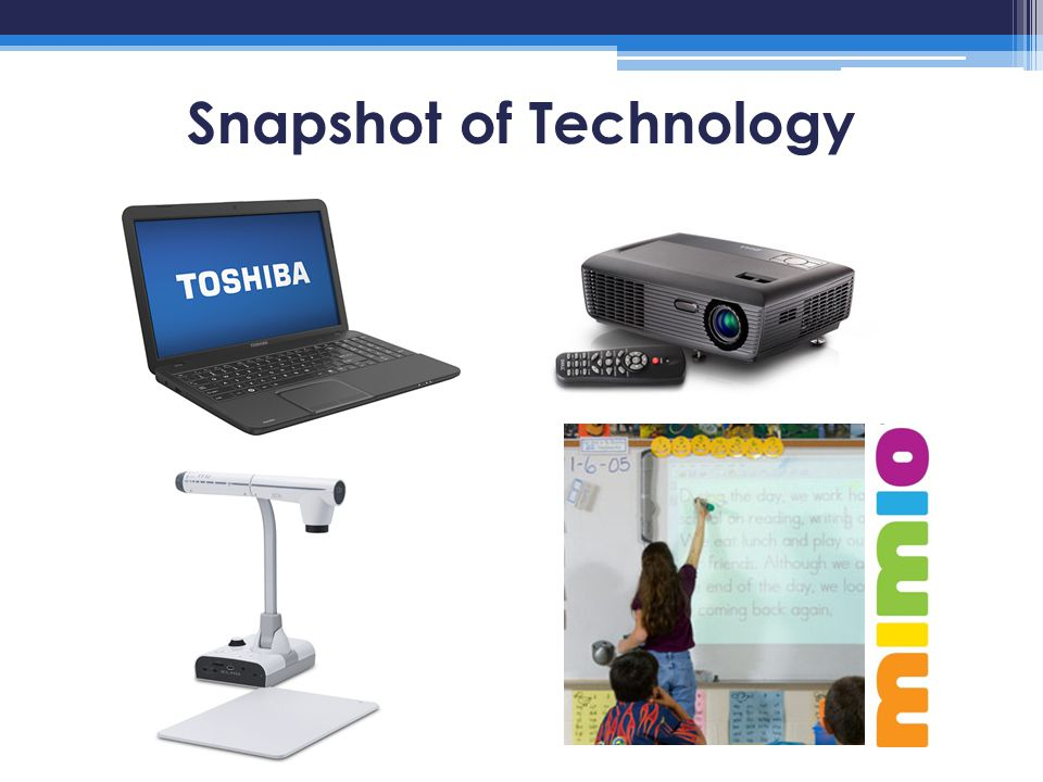 Snapshot of Technology