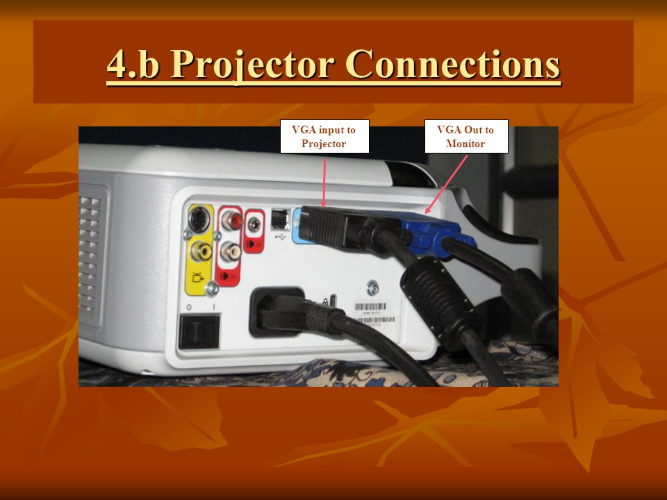 5.a Amplifier Front Panel ON/OFF Switch Power & Audio Level Indicator