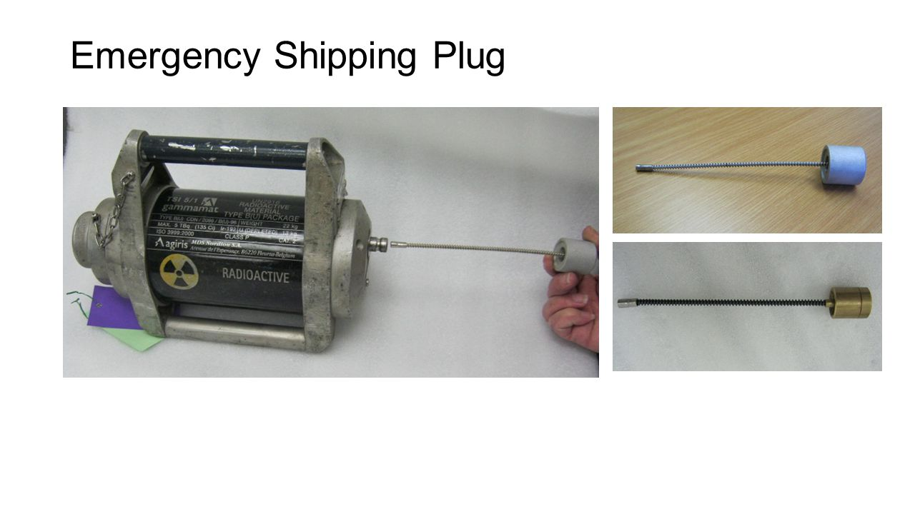 Emergency Shipping Plug