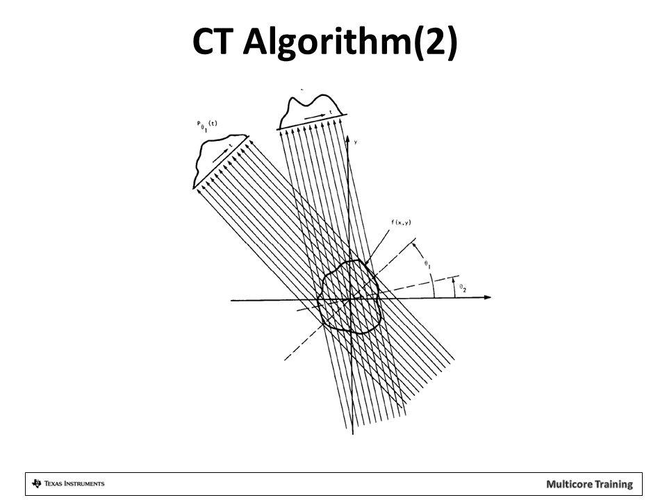CT Algorithm(2)