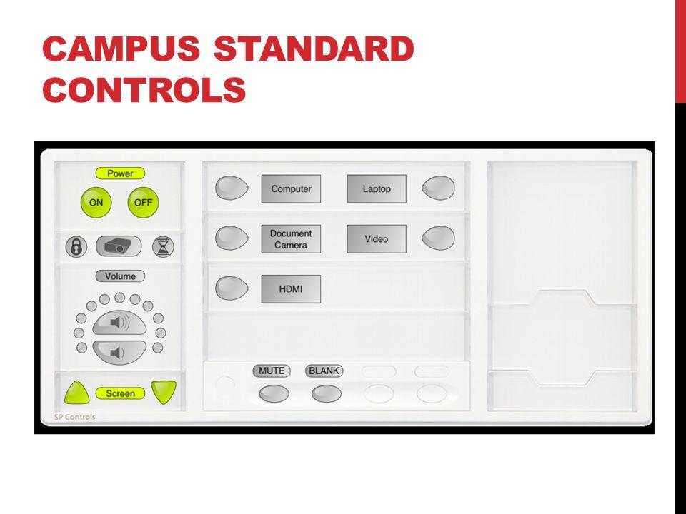 CAMPUS STANDARD CONTROLS