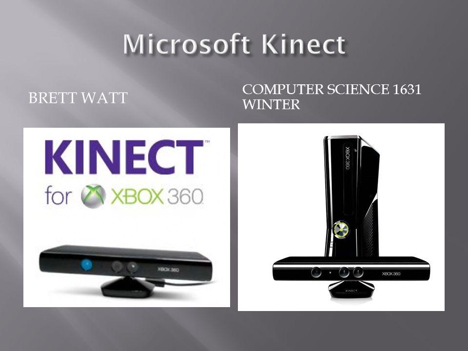 BRETT WATT COMPUTER SCIENCE 1631 WINTER