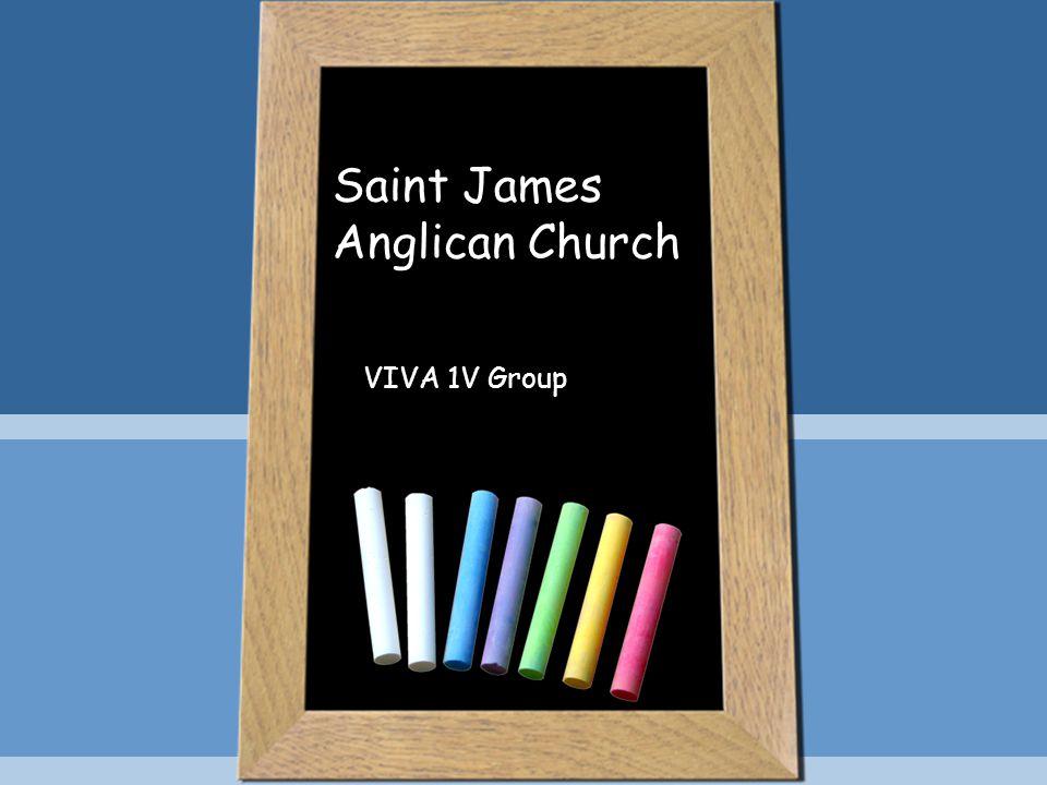 Saint James Anglican Church VIVA 1V Group
