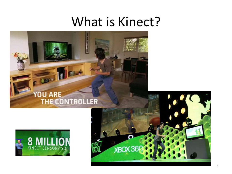 What is Kinect 3