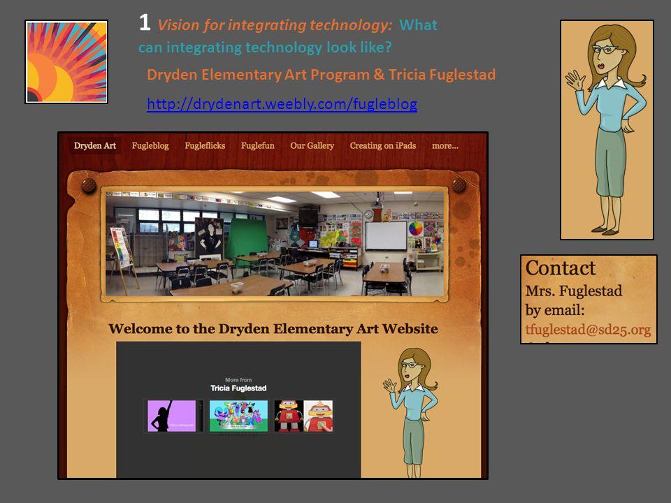 Dryden Elementary Art Program & Tricia Fuglestad http://drydenart.weebly.com/fugleblog