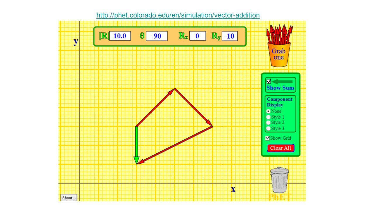 http://phet.colorado.edu/en/simulation/vector-addition