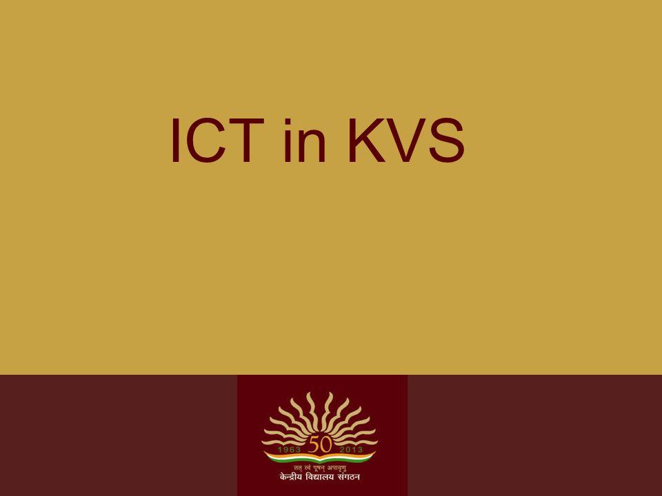 ICT in KVS