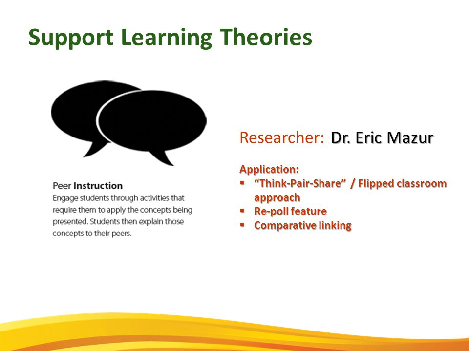 Dr. Eric Mazur Researcher: Dr.