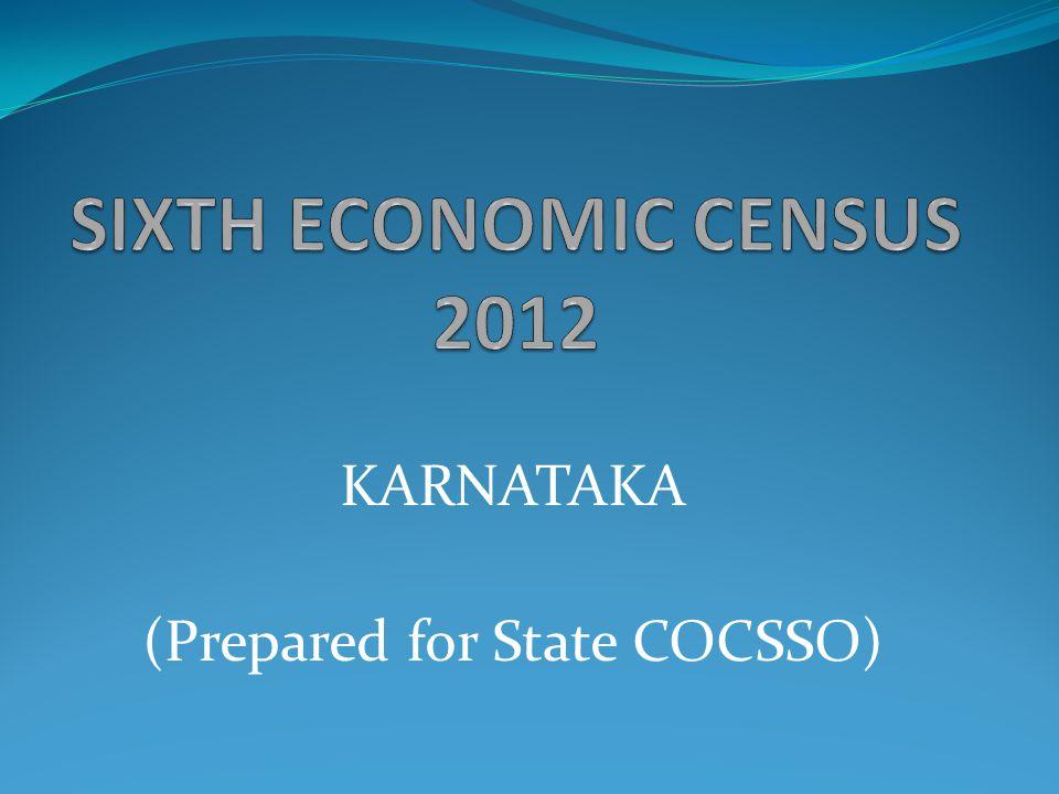 KARNATAKA (Prepared for State COCSSO)