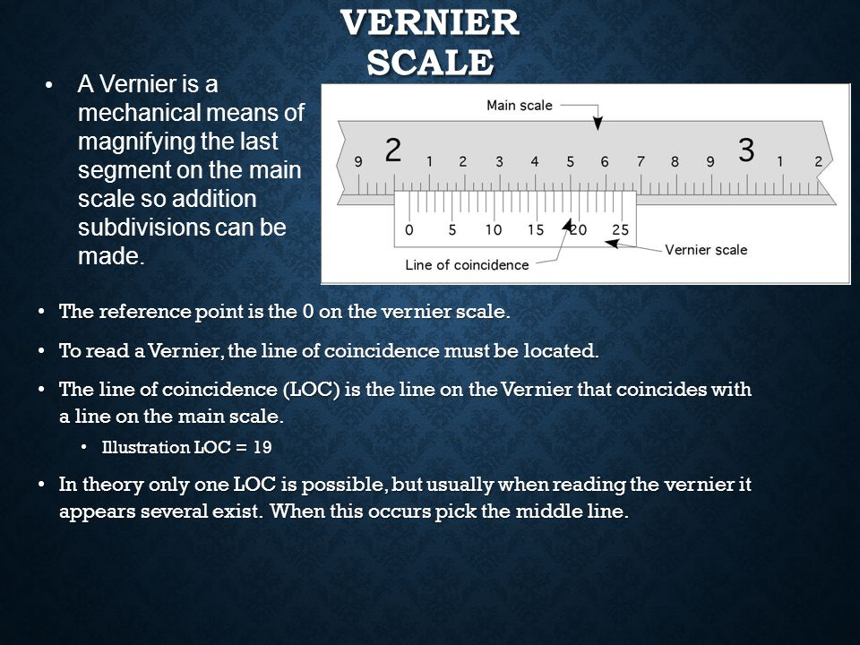 VERNIER CALIPER Vernier calipers are an old tool that has been mostly replaced by dial and digital calipers. Vernier calipers are an old tool that has