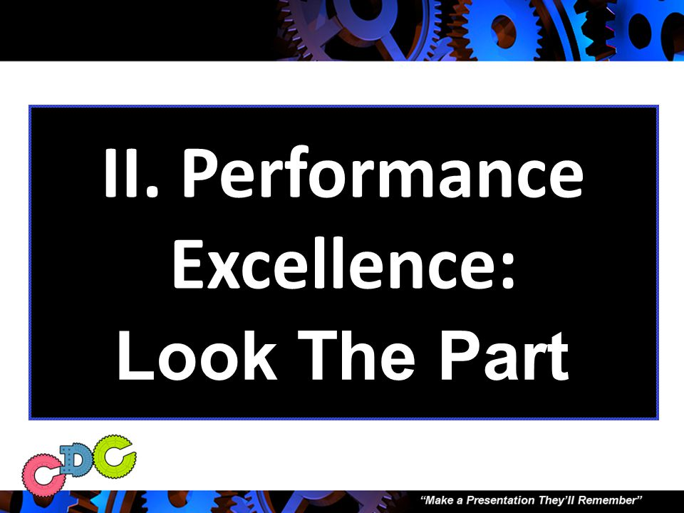 Basic Best Practices One slide: 30 seconds. Thus, 10 slides as a general guideline. Memorize key points you must make. Energy and enthusiasm can go a