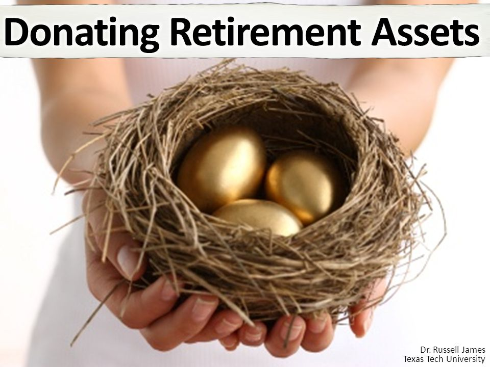Why are retirement assets a big deal?