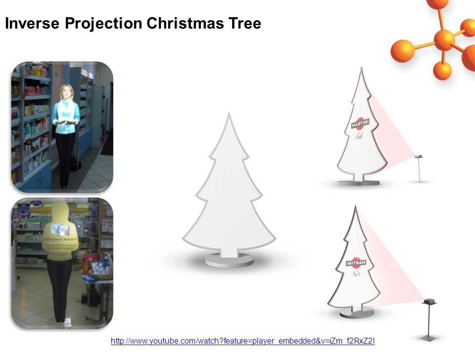 http://www.youtube.com/watch feature=player_embedded&v=iZm_f2RxZ2I Inverse Projection Christmas Tree