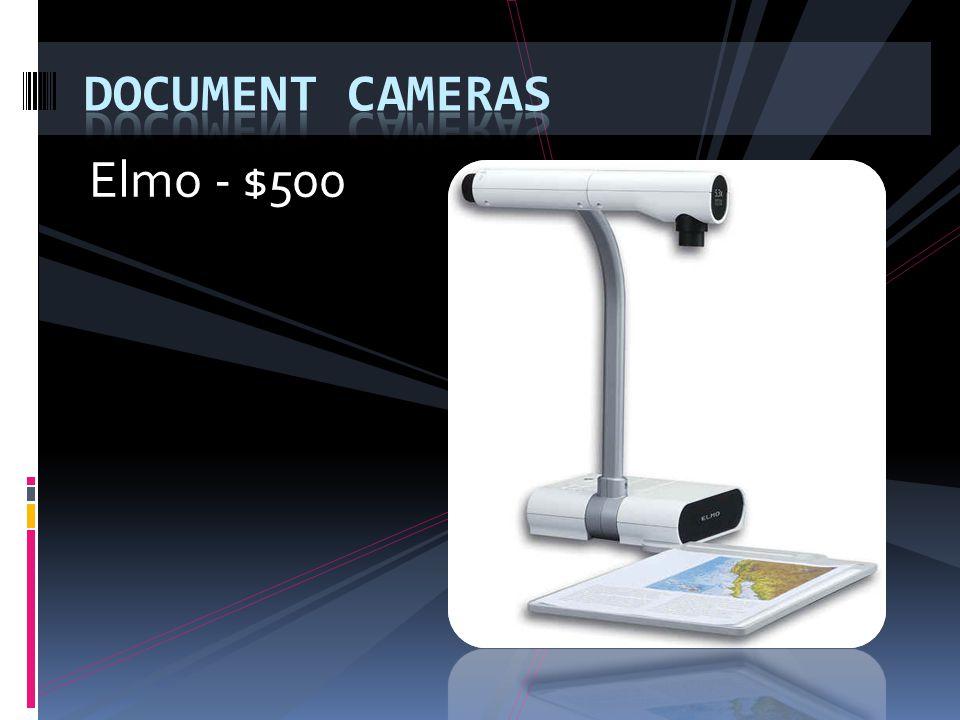 Elmo - $500
