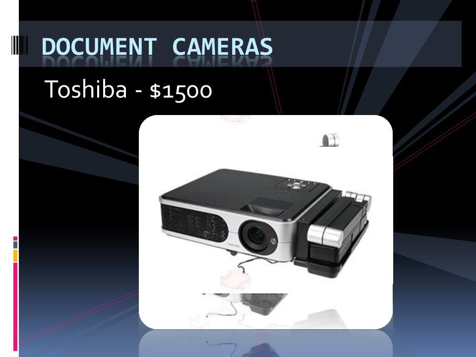 Toshiba - $1500