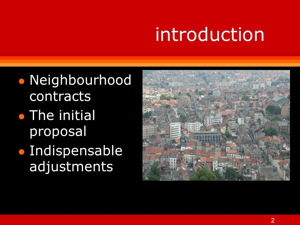 13 How to communicate design for neighbourhoods in change.