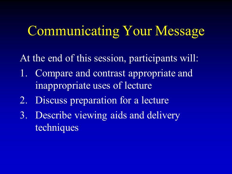 Lecture 101 Paul M. Krueger D.O.