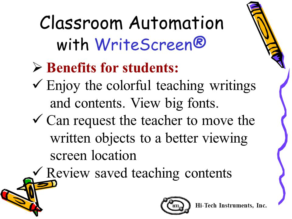  Benefits for students: Enjoy the colorful teaching writings and contents.