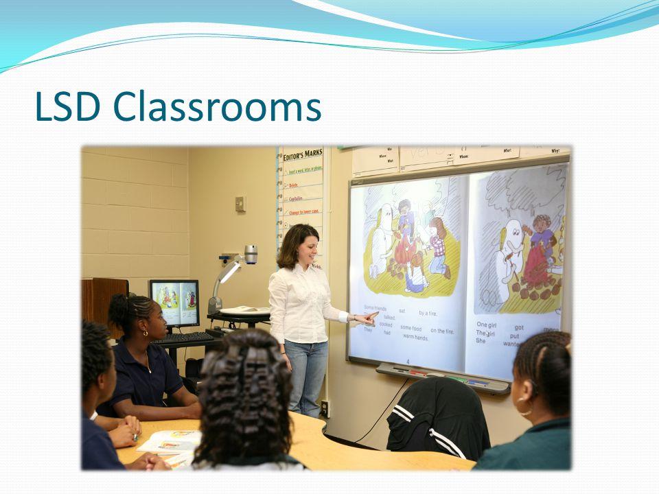LSD Classrooms