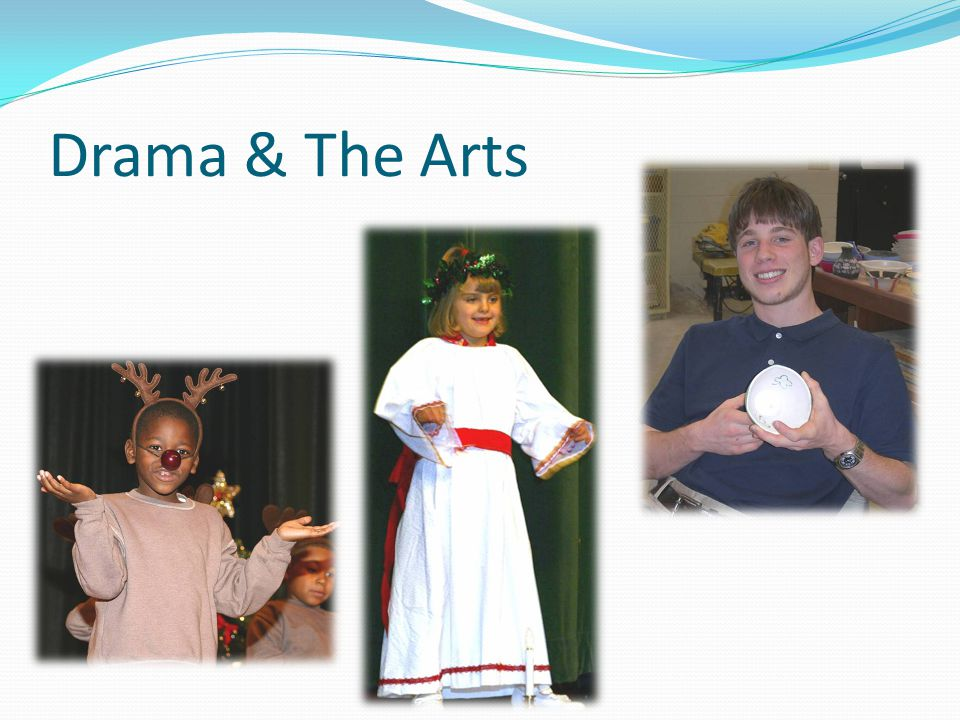 Drama & The Arts