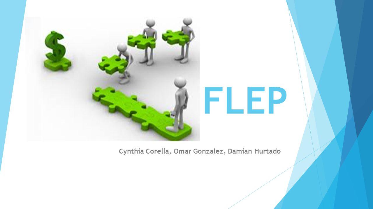 FLEP Cynthia Corella, Omar Gonzalez, Damian Hurtado