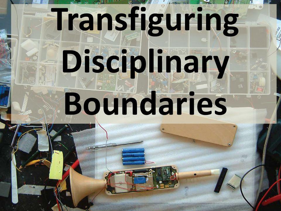 Transfiguring Disciplinary Boundaries