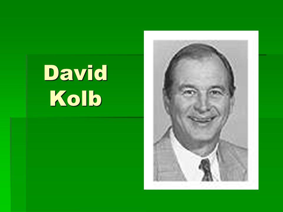 David Kolb