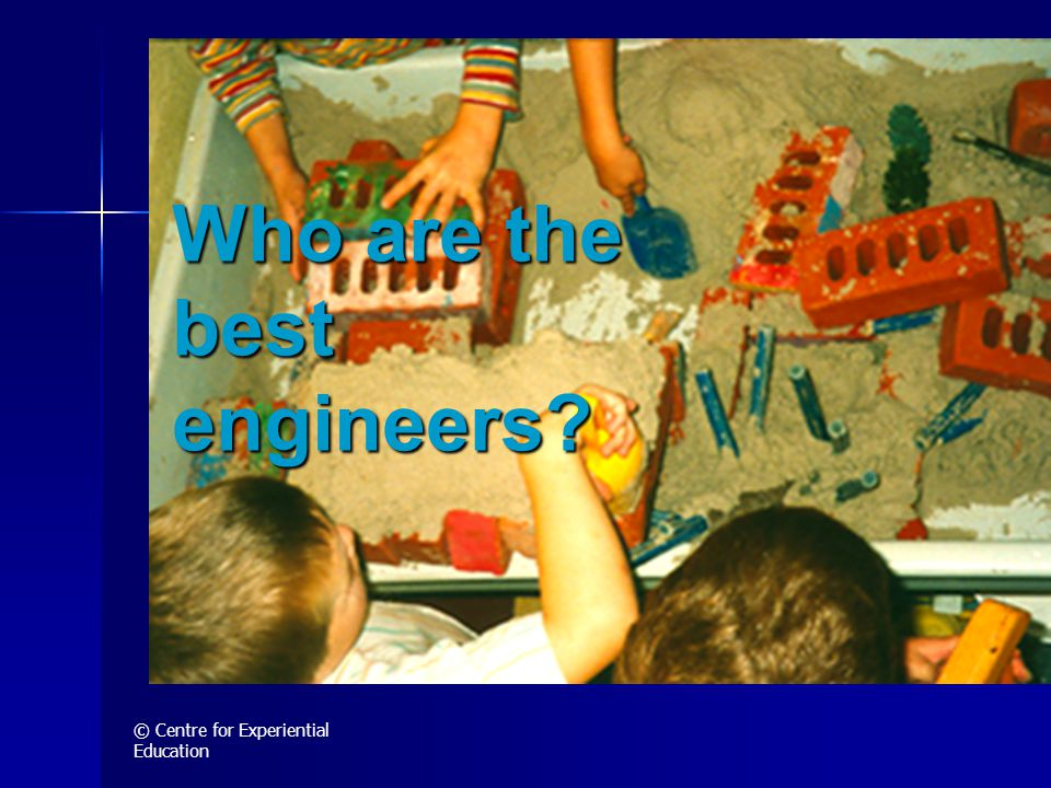 Who are the best engineers?