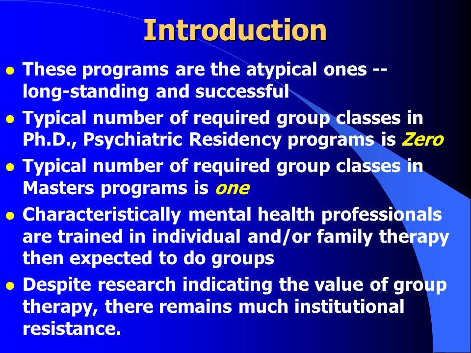 Group Training for Undergraduates Gerald Corey & J. Michael Russell