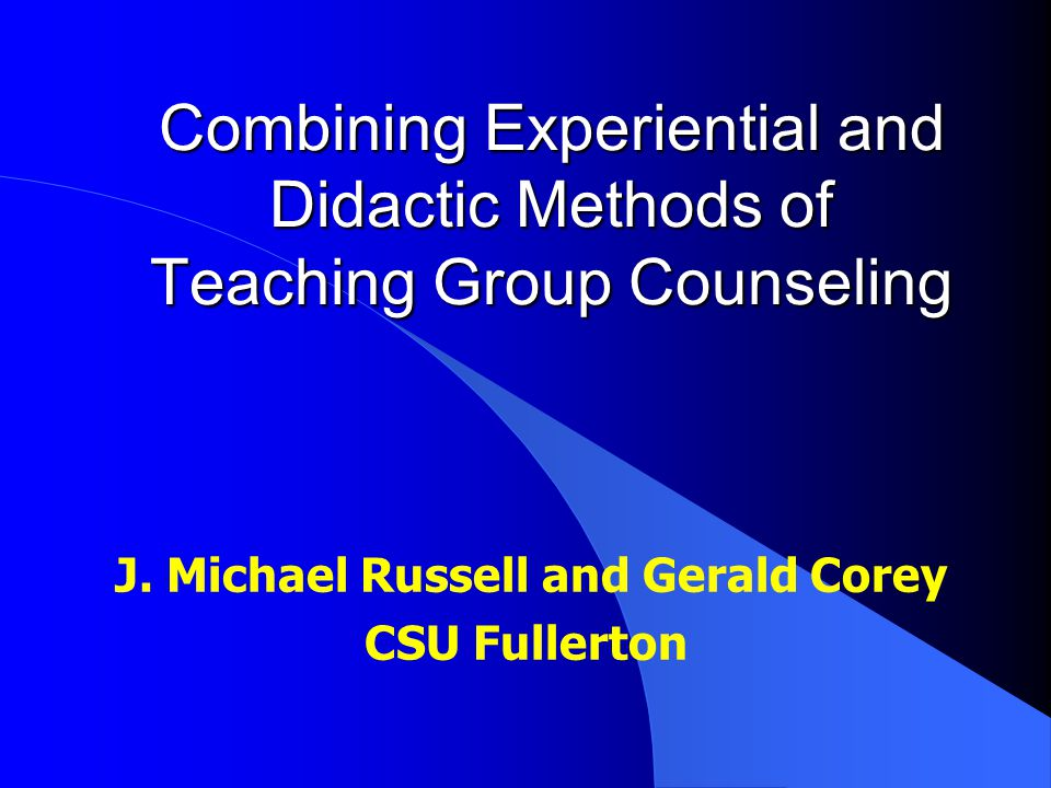Certified Group Psychotherapist (CGP) in the USA: l 12 course hours of study in group psychotherapy theory and practice.