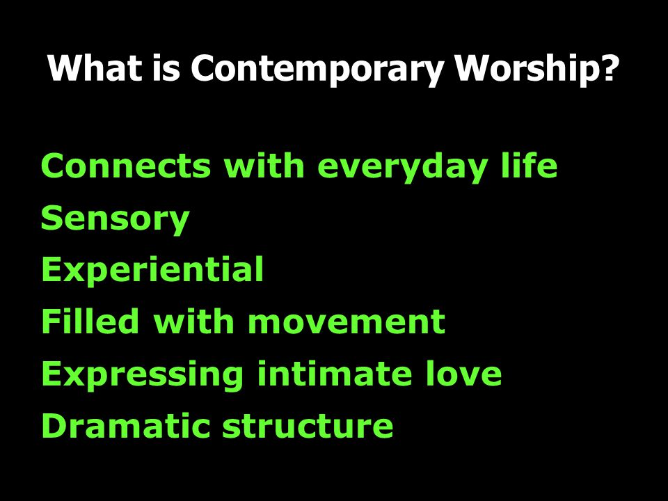 Worship Languages  Each of us will be inclined to one or two instincts  We will be curious about two others  We wonder what value there is in the others