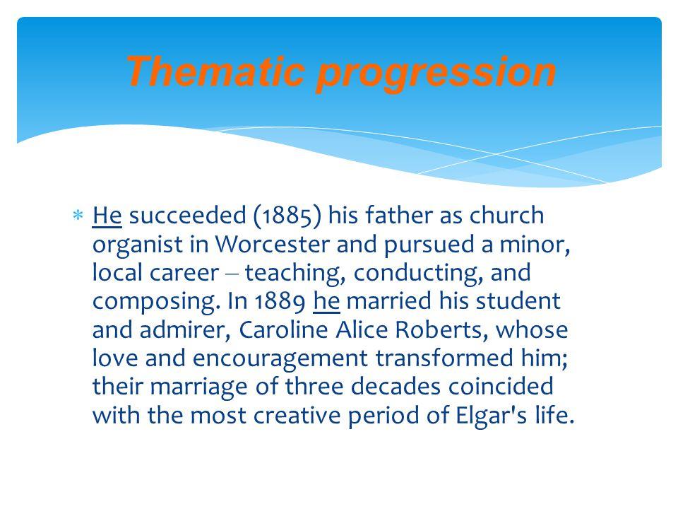  Text 2: Sir Edward Elgar, b. near Worcester, June 2, 1857, d.