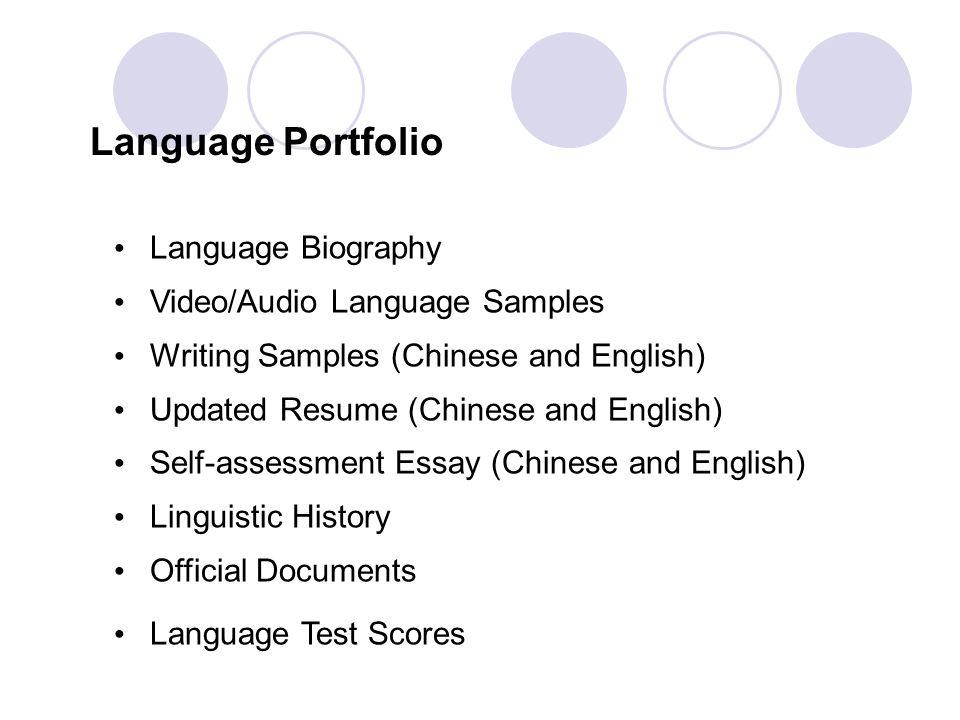 STAMP: Standards-based Measurement of Proficiency