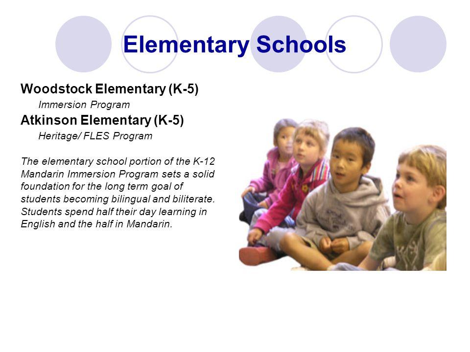 Portland Public Schools Chinese K-12 Flagship Program