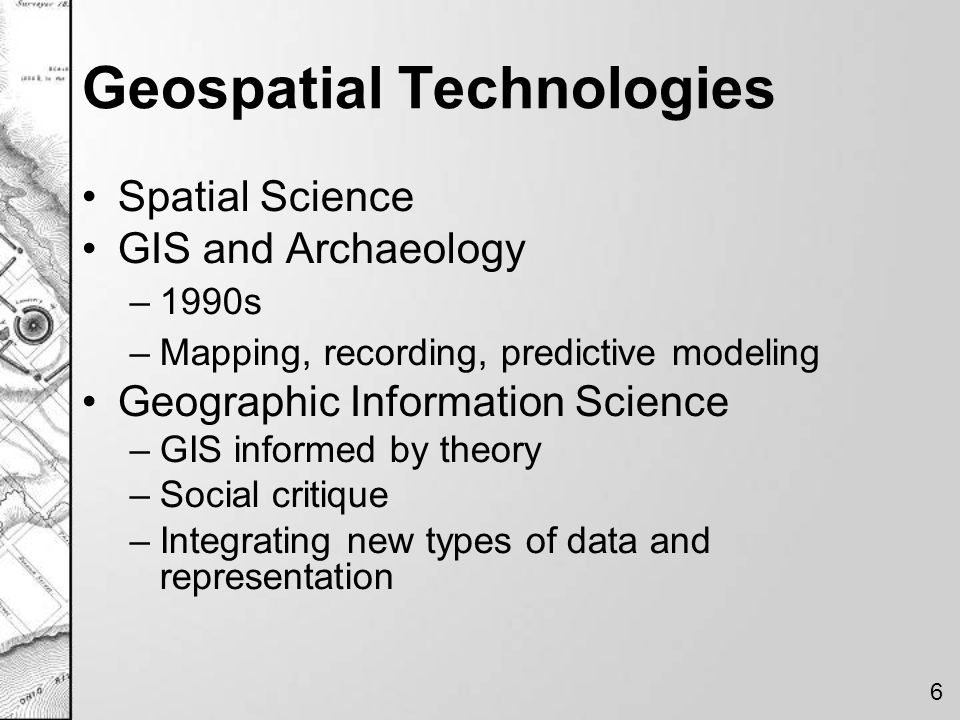 Sensual GIS Gillings and Goodrick (1996) looked at moving GIS beyond the flat 2D map –Make the experience interactive –Take full advantage of the senses Sight, sound, touch, and smell Primarily based on the representation of information Visual can play an important role in modeling 7