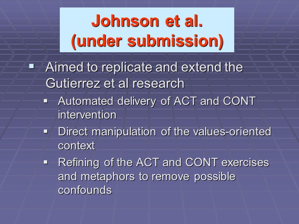 Johnson et al.