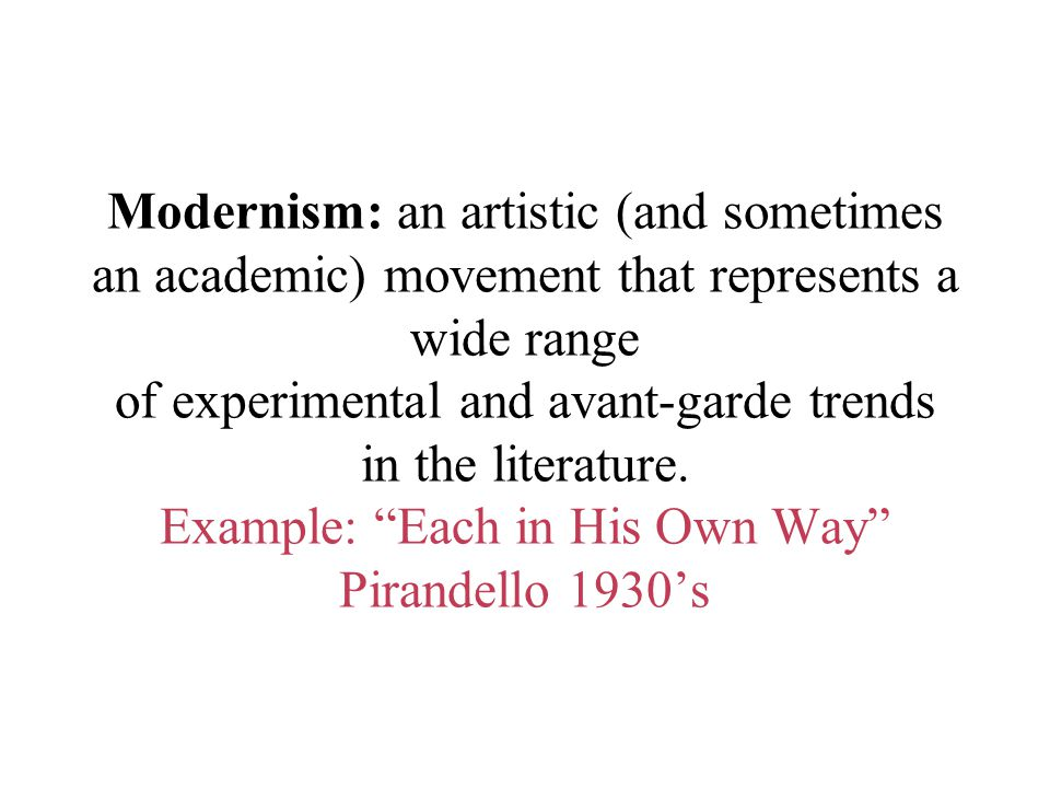 Classicism: artistic and academic movement characterized by the admiration and imitation of Greek and Roman literature.