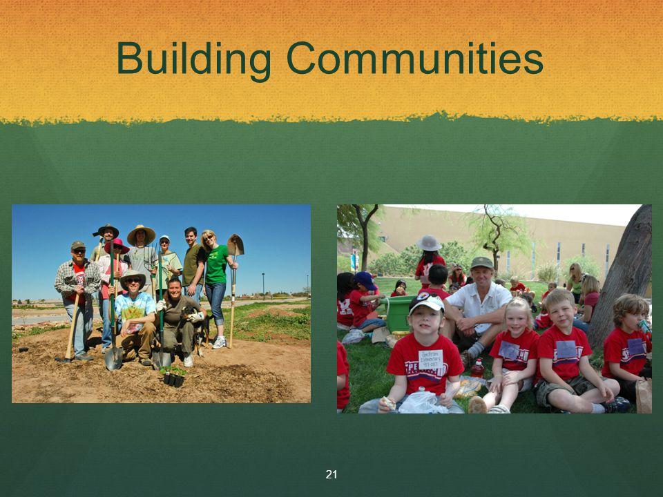 Building Communities 21