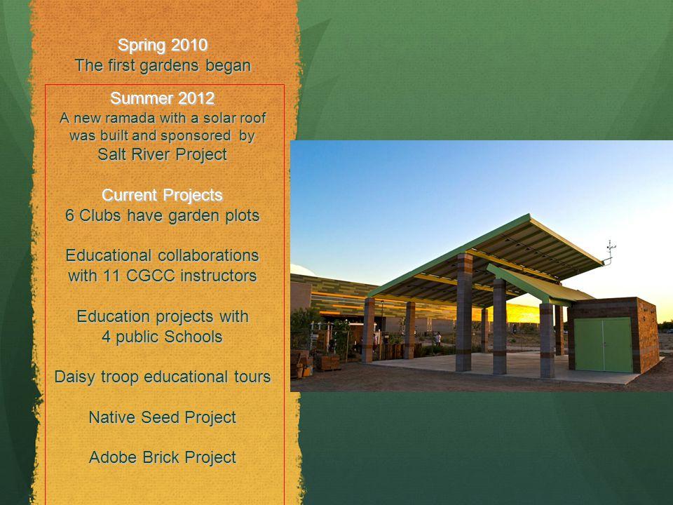 Chandler-Gilbert Community College 2007-2012 STRATEGIC GOALS & OBJECTIVES
