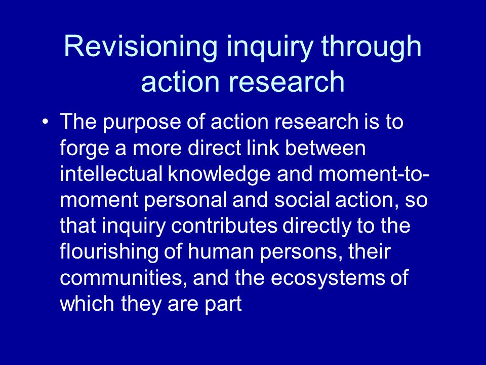 Action Research editorial guidelines: Thus in considering how we approach questions of quality in action research for the journal, we suggest…that the author explicitly address the qualities they believe relevant to their work and the choices they have made.