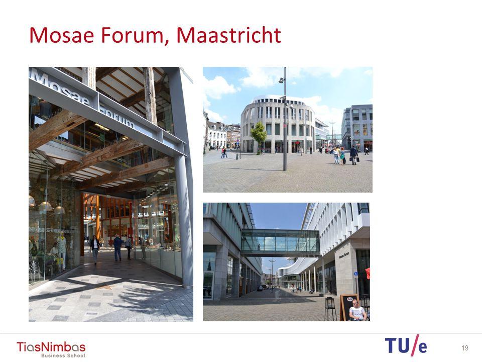Mosae Forum, Maastricht 19
