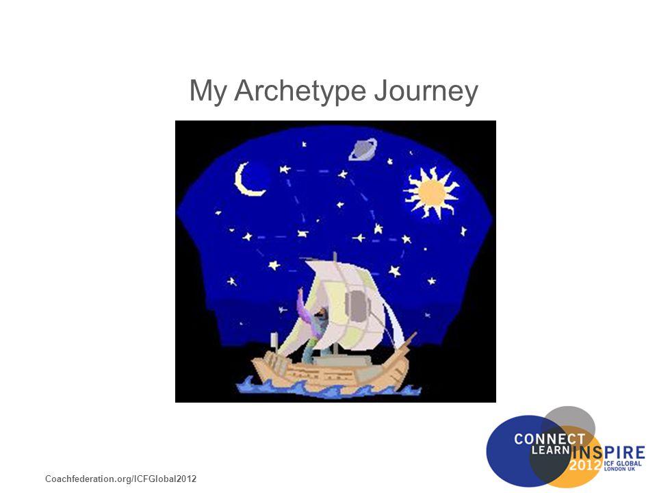 Coachfederation.org/ICFGlobal2012 My Archetype Journey