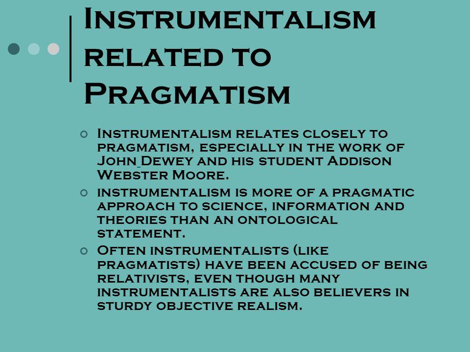 Influences Toward Pragmatism For Dewey Biological Doctrines of T.H.