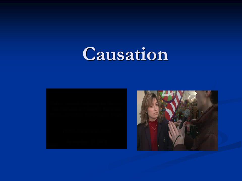 Causation