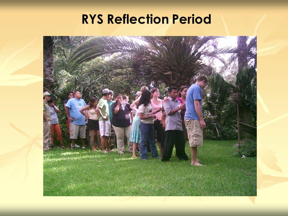 RYS Reflection Period