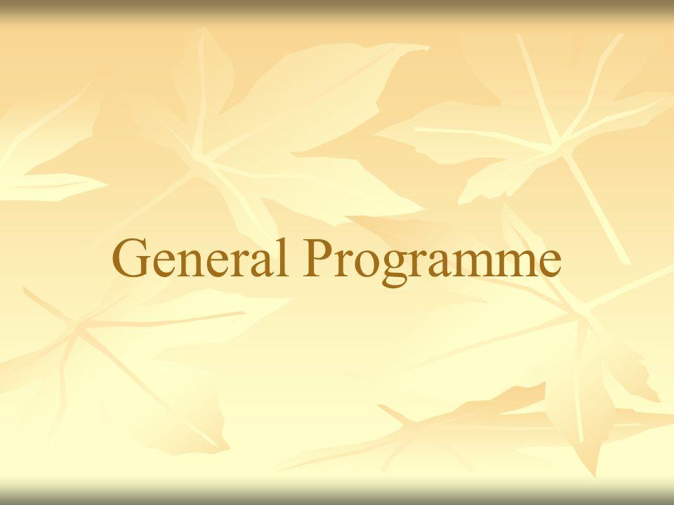 General Programme