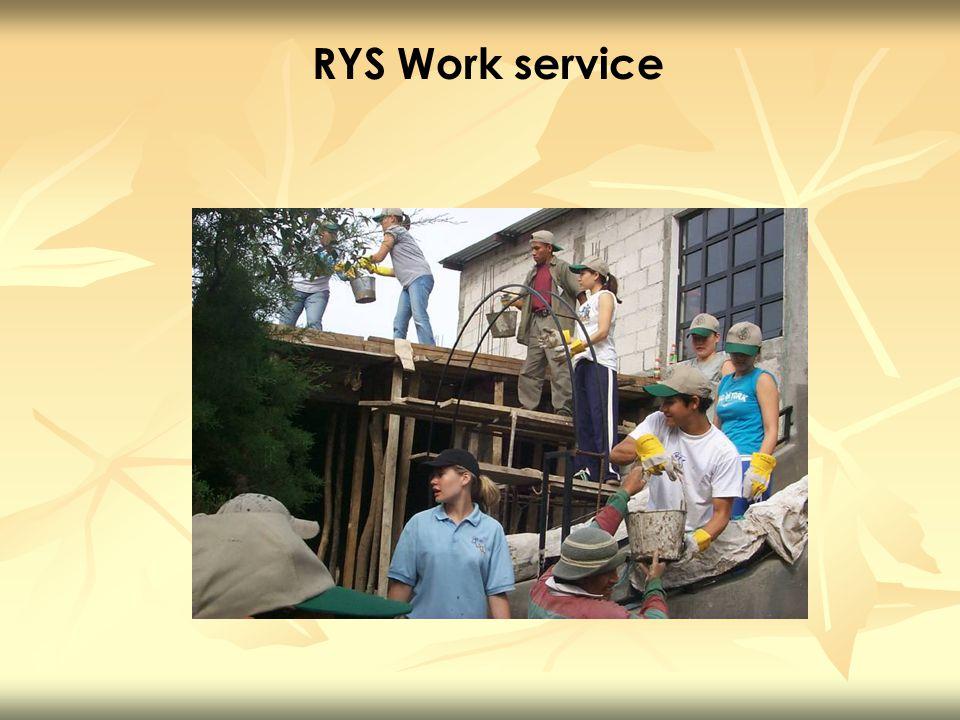 RYS Work service